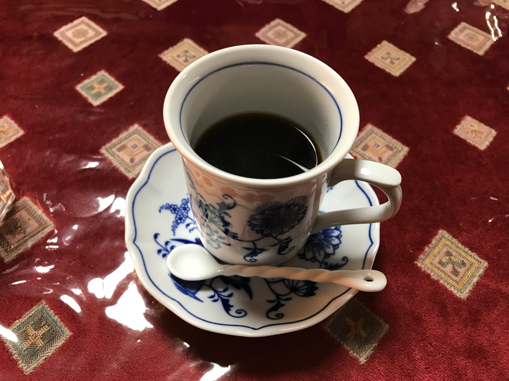 大阪 富田林 寺内町 きっちんあい コーヒー
