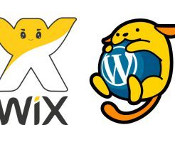 Wix ムーサとWordPress わぷー
